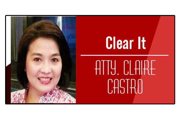 Claire Castro - Clear It